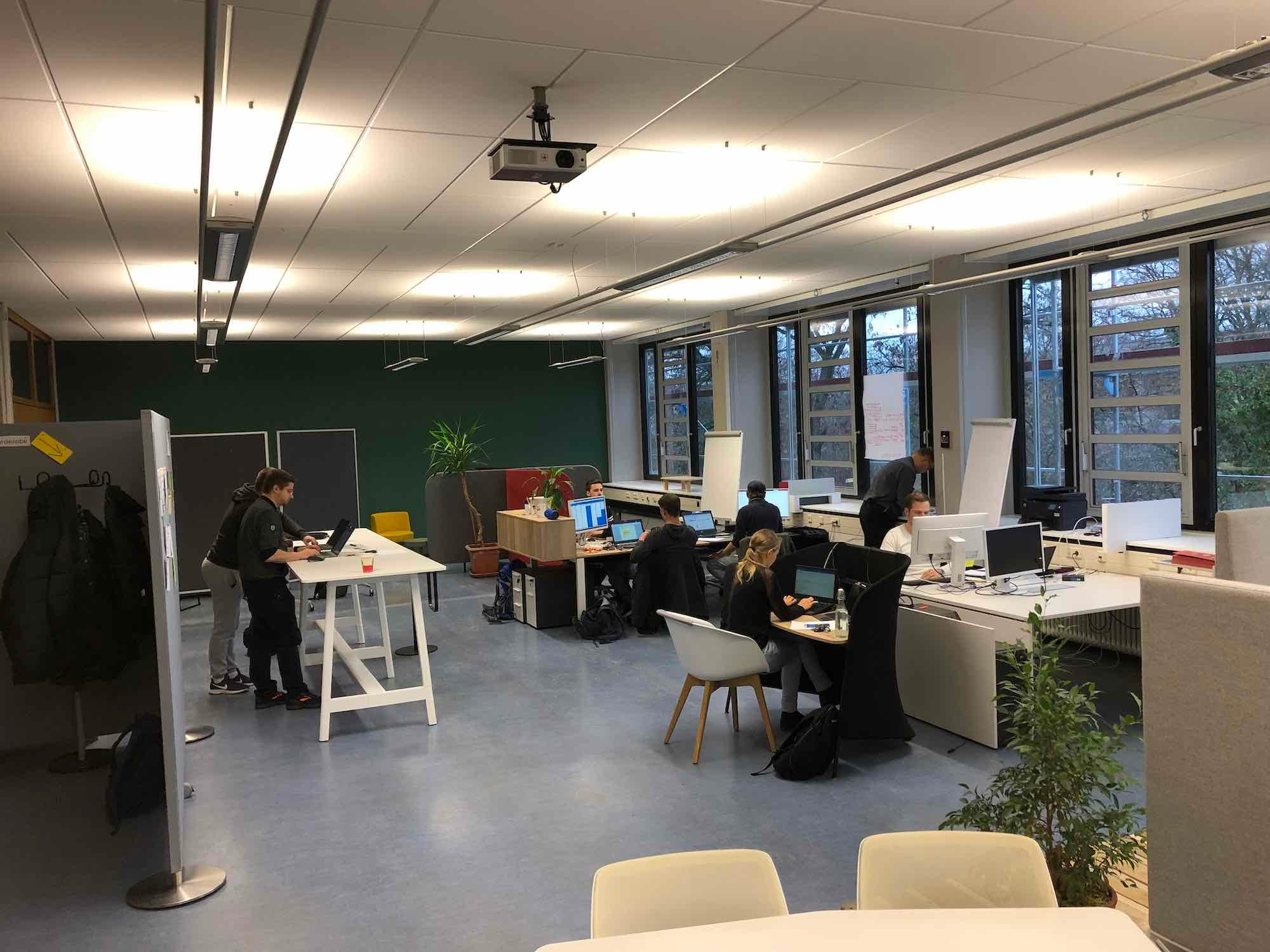 Co-Working für Studierende!