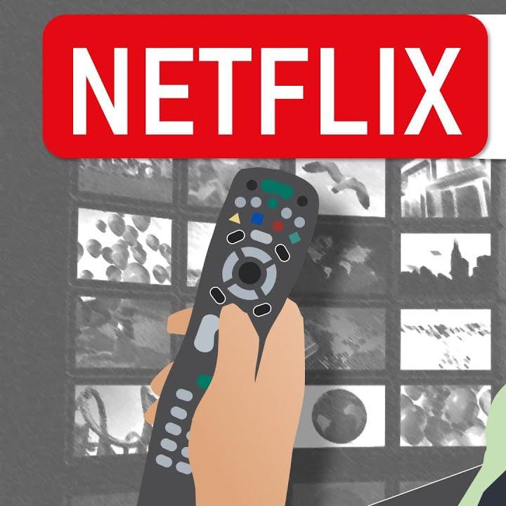 Netflix Business Model Strategy (Video)