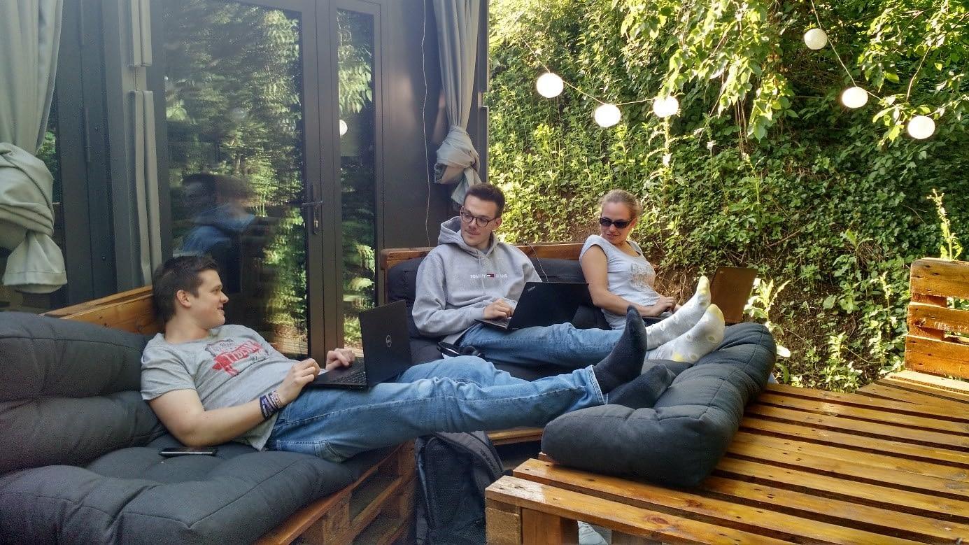 StartUp Semester: Teil des Teams für ein Semester